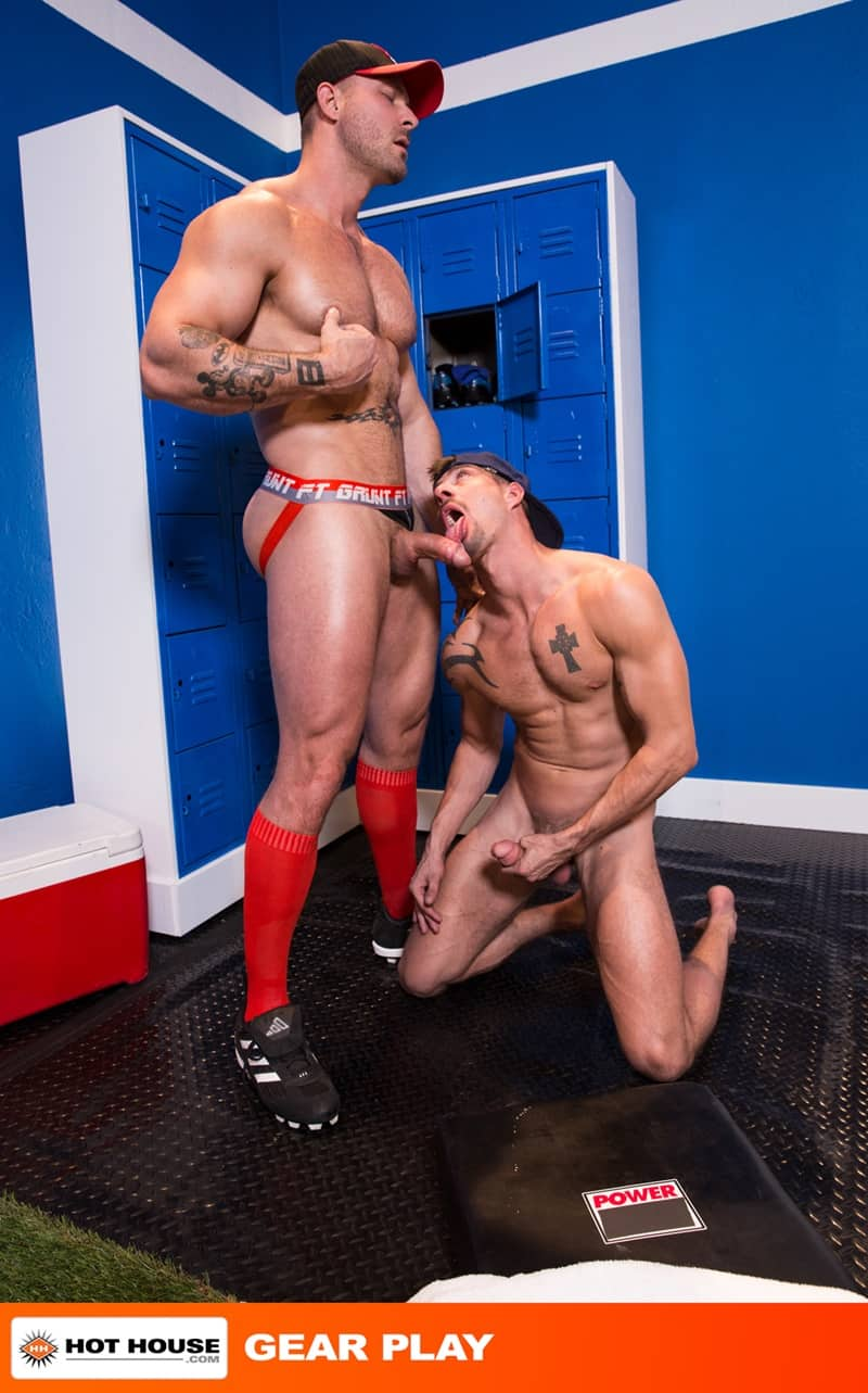 Austin Wolf Straight Porn austin wolf enters sean maygers' tight asshole with his huge
