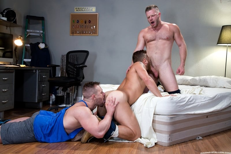 Men for Men Blog RagingStallion-Blake-Hunter-cock-Riley-Mitchell-deep-throat-Brian-Bonds-spit-roast-tatted-hunk-001-gay-porn-pictures-gallery With Blake Hunter's cock down Riley Mitchell's throat Brian Bonds slides his shaft deep into Riley's crack to spit-roast the tatted hunk Raging Stallion  tongue Streaming Gay Movies Smooth raging stallion premium gay sites Porn Gay jockstrap jock Hot Gay Porn hole HIS gay video on demand gay vid gay streaming movies Gay Porn Videos Gay Porn Tube Gay Porn Blog Free Gay Porn Videos Free Gay Porn face Cock cheeks cheek ass