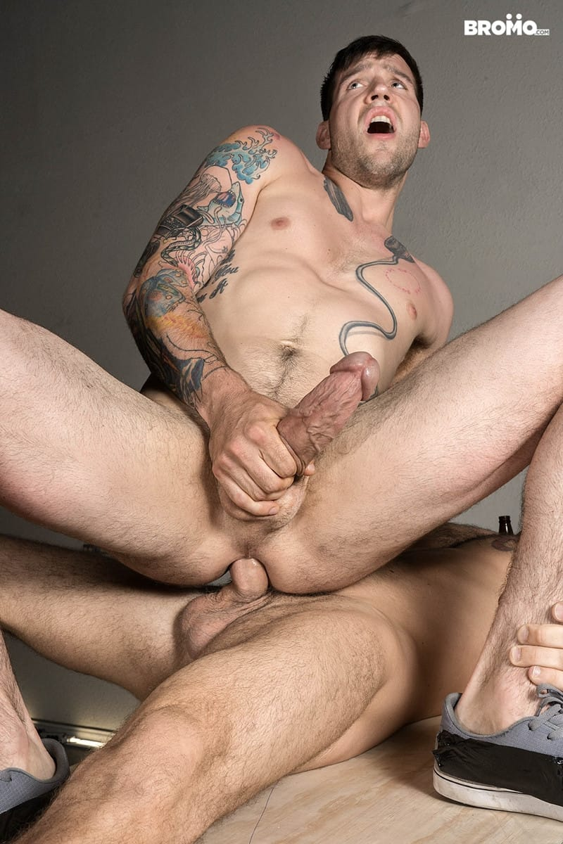 Men for Men Blog Jeff-Powers-hot-cock-fucks-Buck-Richards-tight-asshole-Hairy-bearded-muscle-hunk-Bromo-010-gay-porn-pictures-gallery Hairy bearded muscle hunk Jeff Powers hot cock splits Buck Richards' tight asshole Bromo