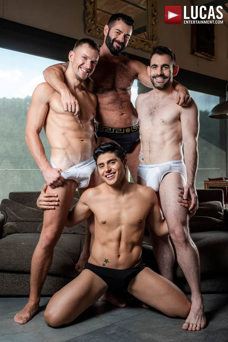 gay sex orgy that never was