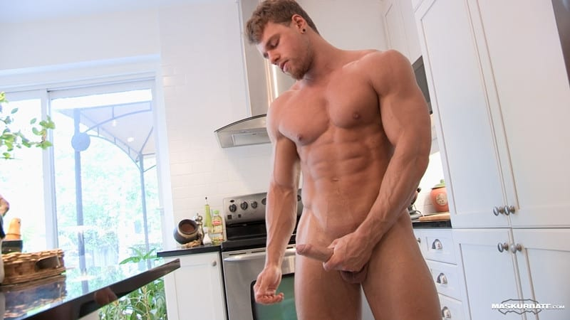 Men for Men Blog Maskurbate-Brad-sexy-ripped-muscle-boy-strips-naked-jerks-big-dick-massive-load-cum-Maskurbate-007-gay-porn-pics-gallery Sexy ripped muscle boy Maskurbate Brad strips naked and jerks his big dick to a massive load of cum Maskurbate