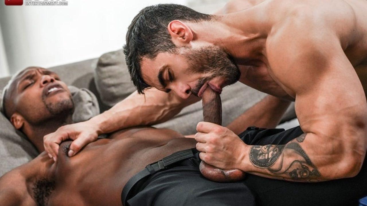 Arad Winwin Porn Videos Bareback total power top andre donovan bottoms for arad winwin's huge