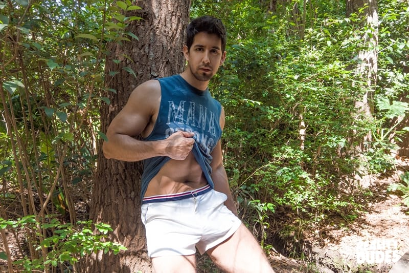 Dudes In Public 56: Forest Path