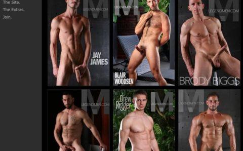 Legend Men – Gay Porn Site Review